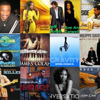 The Smooth Jazz Zone DJ Mix (Part.1)