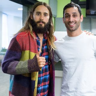 Anthony Sits Down With Jared Leto