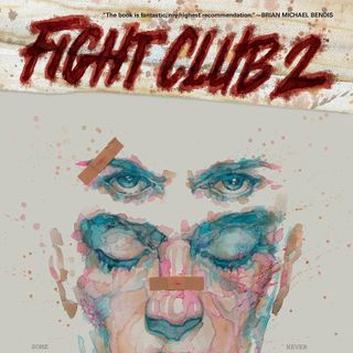 Source Material #257 Fight Club 2 (Dark Horse, 2015