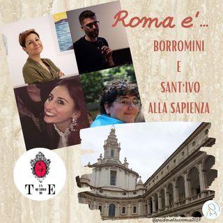 Sant'Ivo alla Sapienza e Francesco Borromini con Un quadro di te