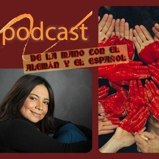 Deutsch und Spanisch im selben Ort. Einleitung Zum Podcast. Alemán y español en el mismo lugar. Introducción al Podcast.
