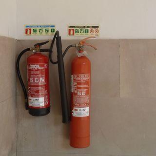 Charla Extintores Portátiles