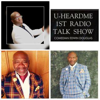 Uheardme 1ST RADIO TALK SHOW - Dr. Anthony Miller