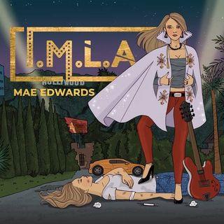 Mae Edwards:  I.M.L.A - A Musical Graphic Novel