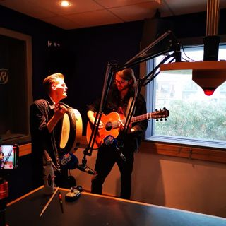 Hudson Taylor joined Ollie and Mary in studio