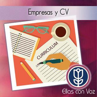Empresas y CV