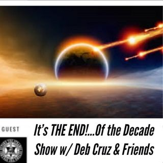 End of the Decade w/ Deb Cruz & Friends PT.I Sun 12/29