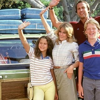 Great American Family Vacation