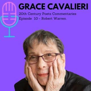 20th Century Poet Commentaries - Robert Warren