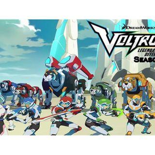 TV Party Tonight: Voltron - Legendary Defender (Season 3)