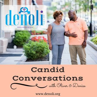 Candid Conversations - Ep 6 - Sex Therapy...Is a good thing?!?