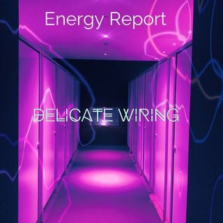"Love, Molinar - Energy Report ""Delicate Wiring"""