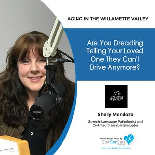 11/20/18: Shelly Mendoza with Northwest Rehabilitation Associates | Are you dreading telling your loved one they can't drive anymore?
