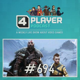4Player Podcast #694 - The Red Pill Show (Aliens: Fireteam Elite, Psychonauts 2, Playstation Showcase News, and More!)