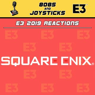 E3 2019: Square Enix Conference