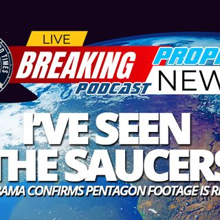 NTEB PROPHECY NEWS PODCAST: Obama Confirms That He Has Seen The Footage And That UFOs Are Real As Palestinians Riot On Temple Mount