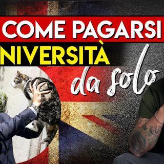 Come PAGARSI DA SOLO l'università all'estero a soli 19 anni - Opinioni Mik Cosentino