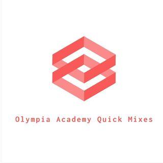 Olympia Academy Quick Mix 20