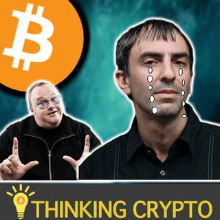 BITCOIN MAXIMALISTS GET EXPOSED BY KIMDOTCOM & JOHN MCAFEE - Tone Vays Wants To Cry