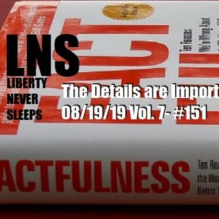 The Details are Important 08/19/19 Vol. 7- #151