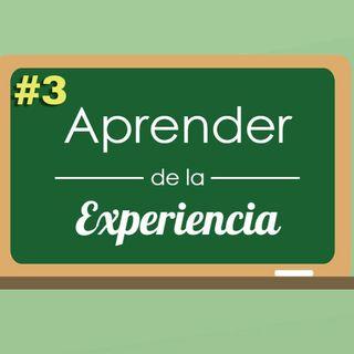 Aprender de la experiencia #3