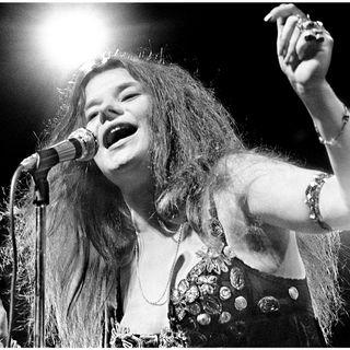 Janis, la graffiante voce del blues