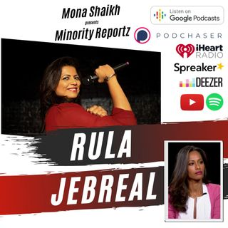 SAUDI ARABIA IS THE FIRST ISIS STATE - Minority Reportz Ep. 15 w/ Rula Jebreal (Bill Maher)