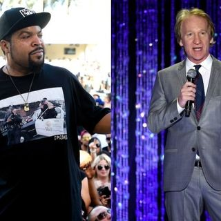 Bill Maher Ice Cube The House Ni%#A and Umar Johnson