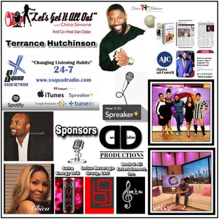 "03-11-2020 Our Special Guest Today Is Terrance Hutchinson & We Will Be Discussing ""Living With Diabetes & Beating Diabetes""!"
