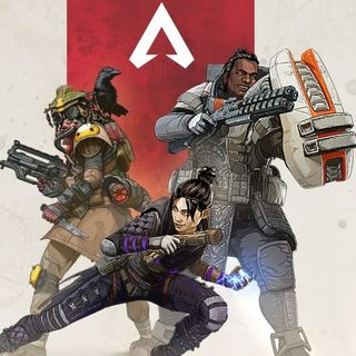APEX LEGENDS - CHEATER (CRIME) BATTLE ROYALE