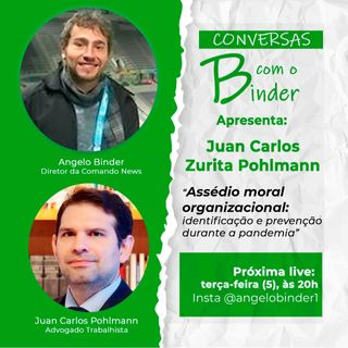 Entenda o que é o assédio moral organizacional com Juan Zurita Pohlmann