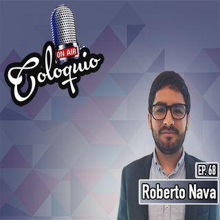 Episodio 68: Roberto Nava