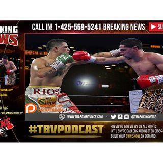 Danny Garcia vs Brandon Rios WBC TITLE ELIMINATOR? Thurman Has 2 Mandatories?