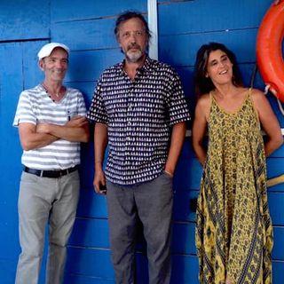 Trio Sans Bagage - Live nel Bistrot Radiofonico di RBE