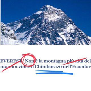 #srn L'Everest NON è la montagna più alta del MONDO