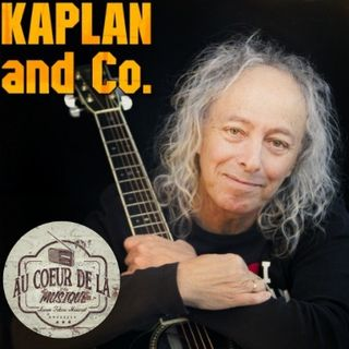 Gerard Kaplan, The Blues man...Et pas que !