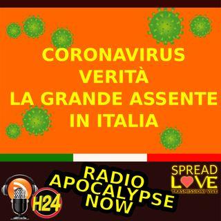 La verità ai tempi del Coronavirus. La grande assente