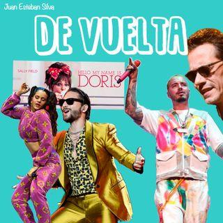 """¡De vuelta! J. Balvin en Coachella 2019. """"Medellín"""" de Madonna y Maluma. """"Mi Nombre es Doris"""" en Netflix y ¡Más!"""