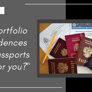 [ HTJ Podcast ] Is a portfolio of residences and passports right for you