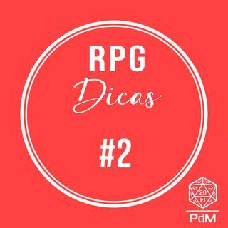 RPG Dicas #2 - Masmorras I