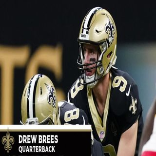 Drew Brees, Was It More Than Rust?