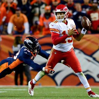 HU #175: Gut Reaction | Broncos collapse vs. Chiefs | How much rope does VJ have left?