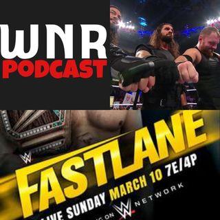 WNR208 WWE FASTLANE 2019