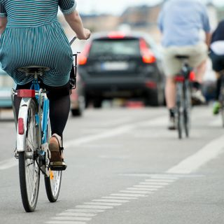 Bill Proposes Mass. Drivers Give Cyclists 3 Feet Of Space
