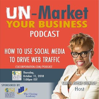 How to Use Social Media to Drive Web Traffic