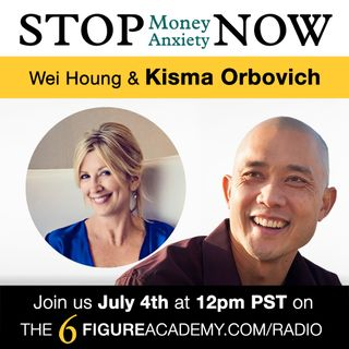 Episode 18 - Can't Be Spiritual And Poor At The Same Time with guest Kisma Orbovich