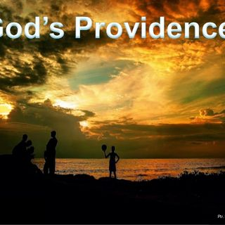 God's Providence For Your Life Will Involve Hard Changes Sometimes