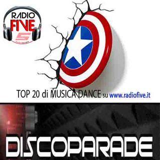 DISCOPARADE - TOP 20 di Musica DANCE
