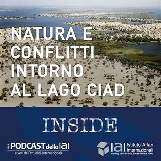 Una prospettiva su natura e conflitti intorno al lago Ciad
