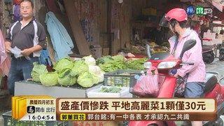 16:45 【台語新聞】變貴了! 高山高麗菜救市1顆賣200元 ( 2019-05-09 )